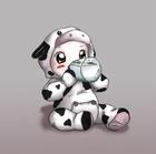 赤ちゃん牛